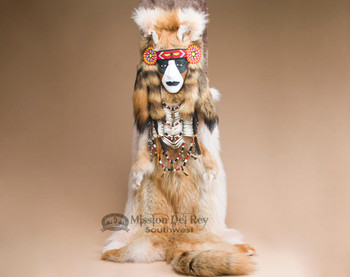 Native American Indian Ceremonial Mask