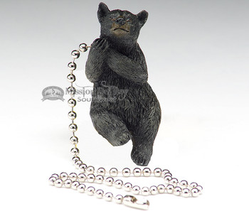 Lodge Style Resin Chainpull - Bear