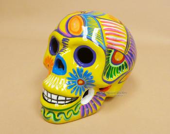 Southwestern Day of the Dead Skull