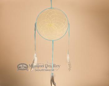 Native American Dreamcatcher -Turquoise