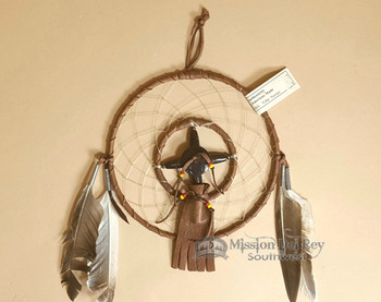 Medicine Wheel and Dreamcatcher Combo - 6""