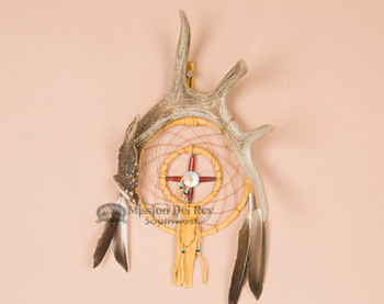 Dreamcatcher Combo with Medicine Antler