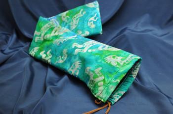 Navajo Flute Bag