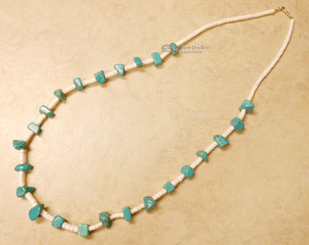 Native American Indian Beaded Necklace
