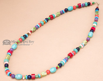 Native American Navajo Jewelry -Necklace 25""
