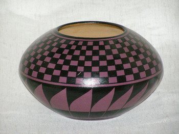 Southwestern Andean Pottery Bowl