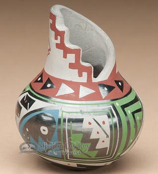 Small Mata Ortiz Pottery Vase