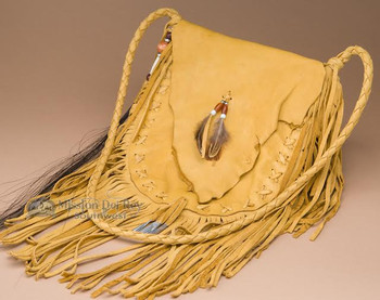 Native American Deer Skin Possible Bag