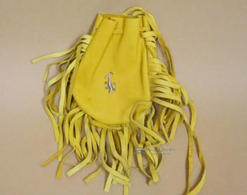 Native American Medicine Bag -Lizard