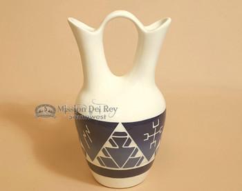 Sioux glazed wedding vase