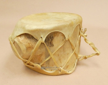 Trunk Drum, Natural Rawhide