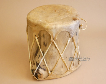 Native Aspen Log Drum