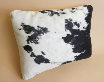 Western Cowhide Pillow 12x16 (CP3)
