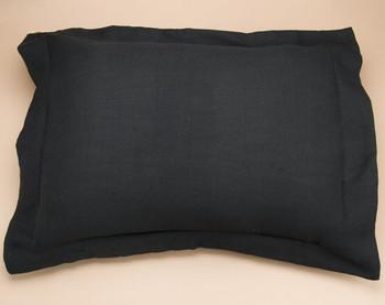 Black Southwestern Pillow Sham
