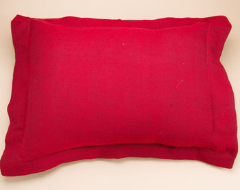 Southwestern Red Pillow Sham - Great For Layering