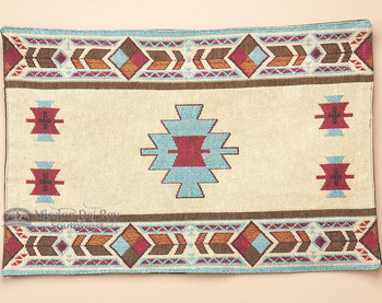 Southwestern Tapestry Placemat -Hopi