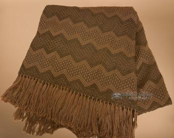 Alpaca Designer Throw Blanket