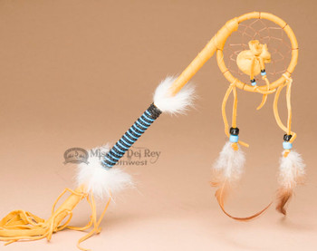 Native American Navajo -Dreamcatcher Talking Stick
