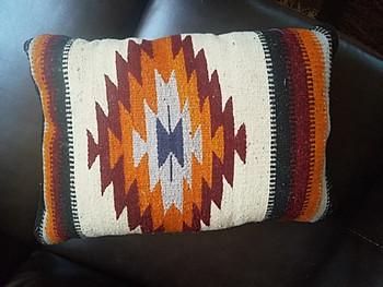 Southwestern Style Zapotec Pillow