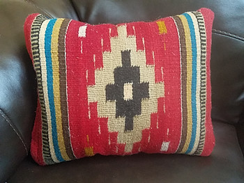 Southwestern Zapotec Pillow