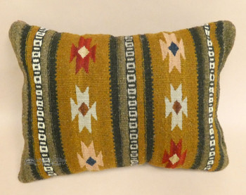 Hand Woven Wool Zapotec Pillow