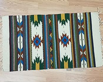 Southwest Oaxacan Zapotec Rug
