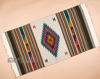 Southwestern Zapotec Area Rug 30x60 (126)