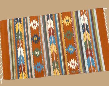 23x39 Zapotec Indian Area Rug