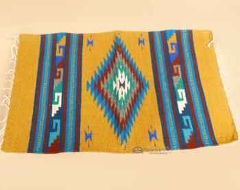 Hand Woven Wool Zapotec Rug