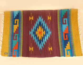 Zapotec Handwoven Wool Rug