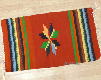 Zapotec Indian Southwestern Rug