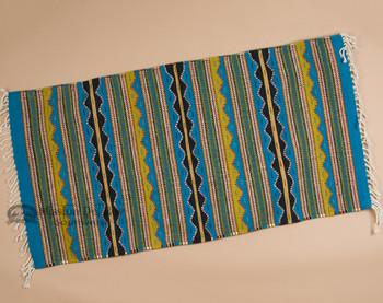 Southwestern Zapotec Indian Rug