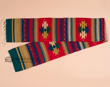 Hand Woven Indian Style Table Runner