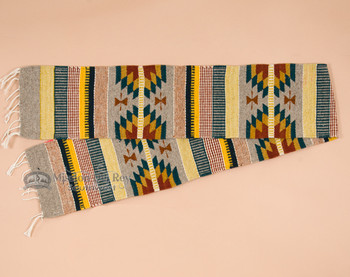 Zapotec Indian Hand Woven Table Runner