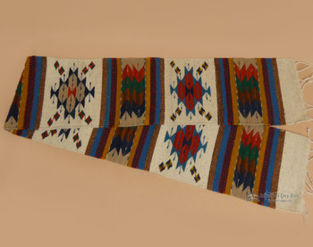 Zapotec Indian Handwoven Table Runner