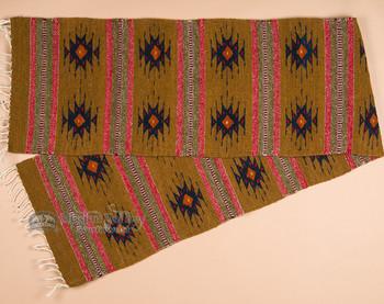 Southwest Hand Woven Table Runner