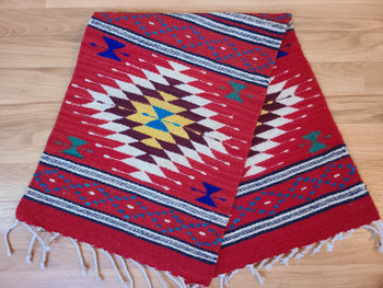 Southwest Zapotec Table Runner