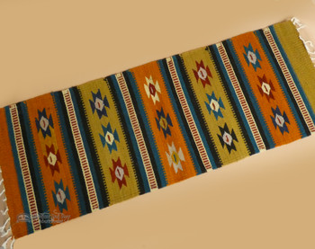 Hand Woven Rustic Table Runner