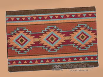 Southwest Woven Placemat -Luna