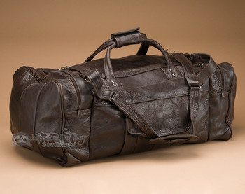 Super Soft Leather Travel Bag