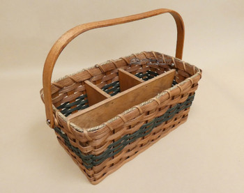 Double Table Organizer Basket