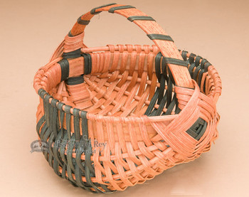 Small Handmade Amish Basket