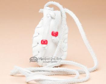 White Red Rock Bag - Tigua