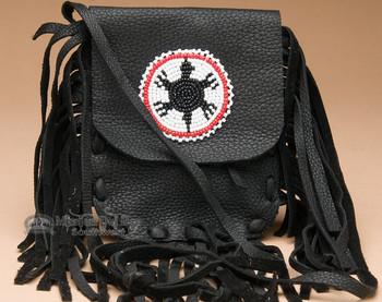 Cherokee Beaded Medicine Bag