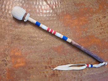 Hand painted Navajo Drum Beater