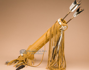 Beaded Quiver with Arrows - Navajo