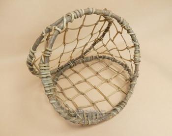 """Tarahumara Southwest Pack Basket 16"""" (p1)"""