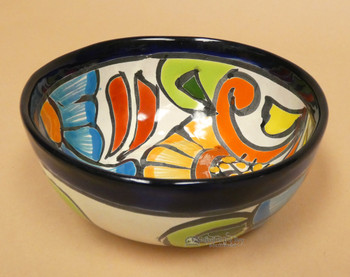 Hand Painted Talavera Bowl