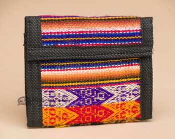Andean Woven Wallet