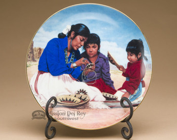 Proud Indian Families - Learning the Power of the Basket